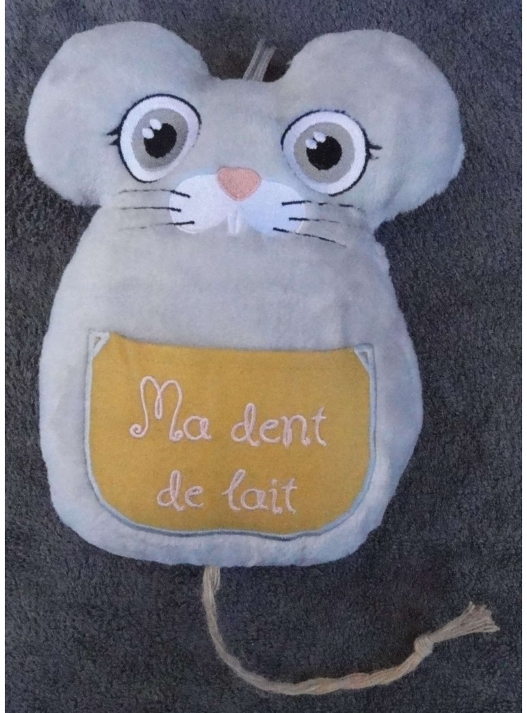 copy of Souris dent de lait