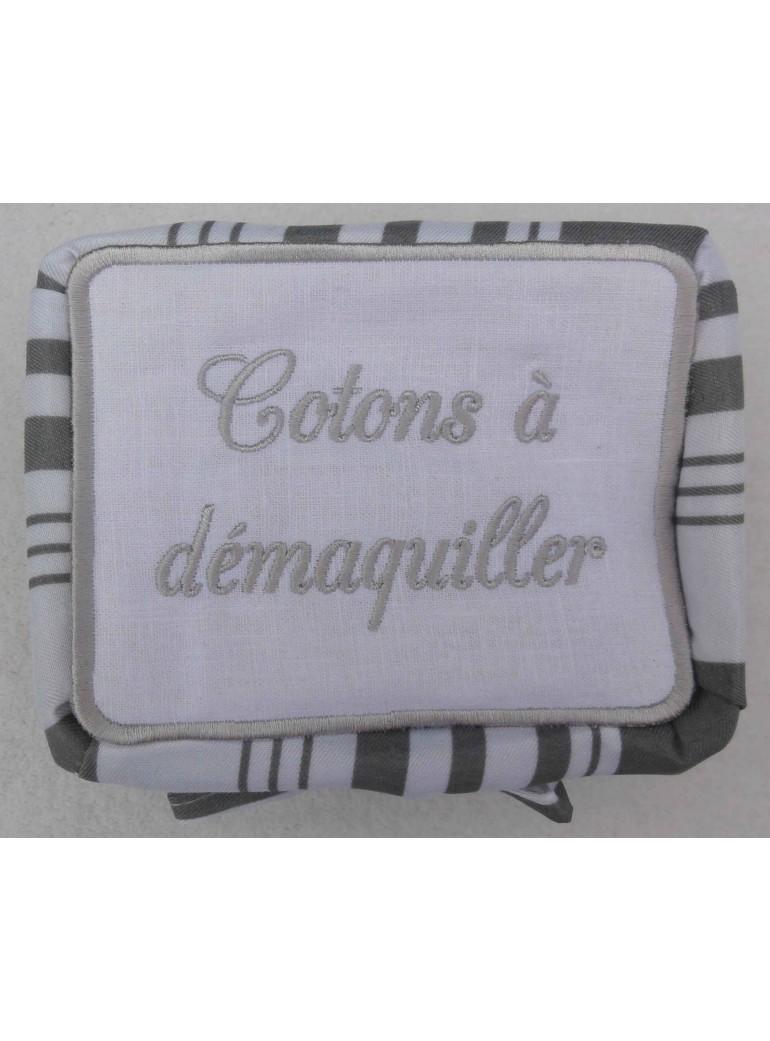 copy of Corbeille de cotons...