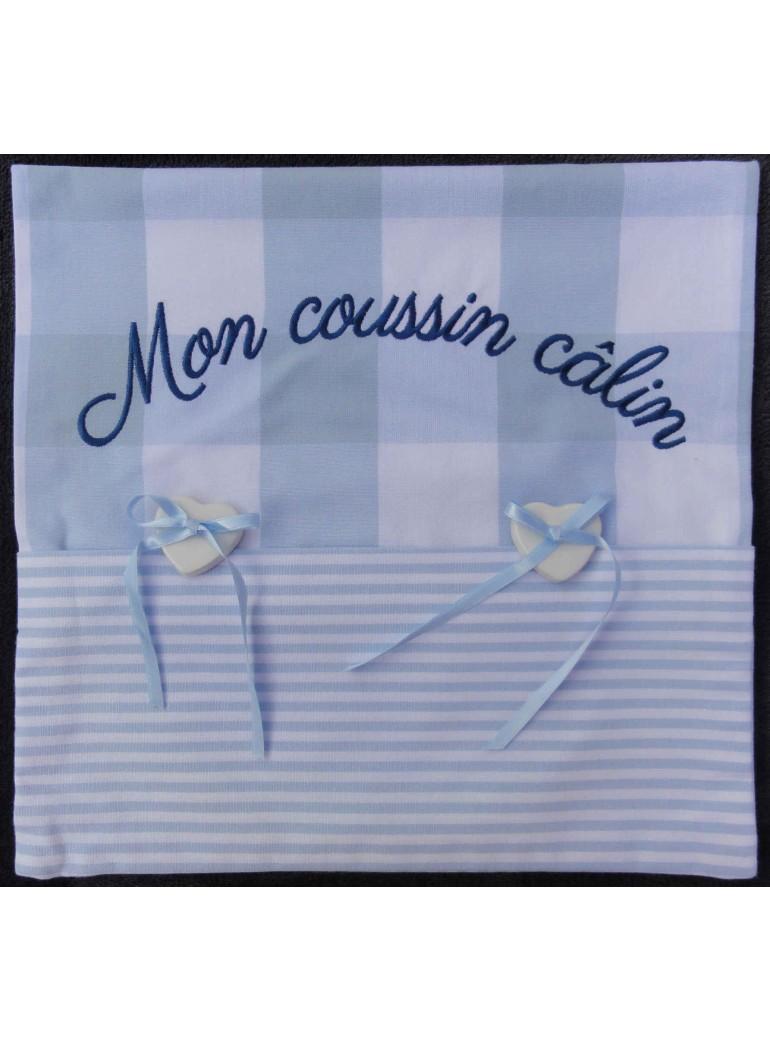 copy of Coussin câlin